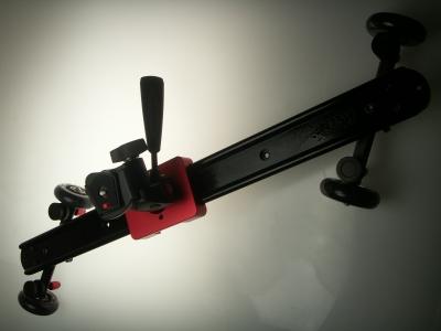Kamerar ビデオカメラ スライダー 全長60cm