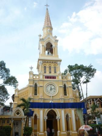 チャタム教会 (1)