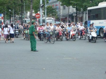 交通整理 (3)