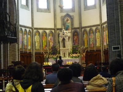 明洞大聖堂3