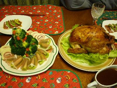 クリスマス料理4