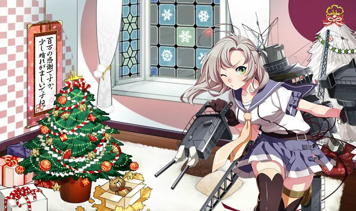 131209艦これクリスマス