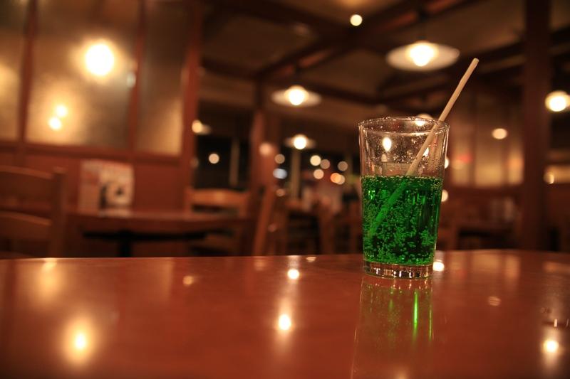 8杯目のソーダ水