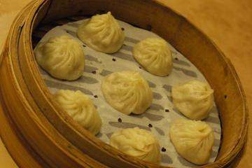 杭州小籠湯包1