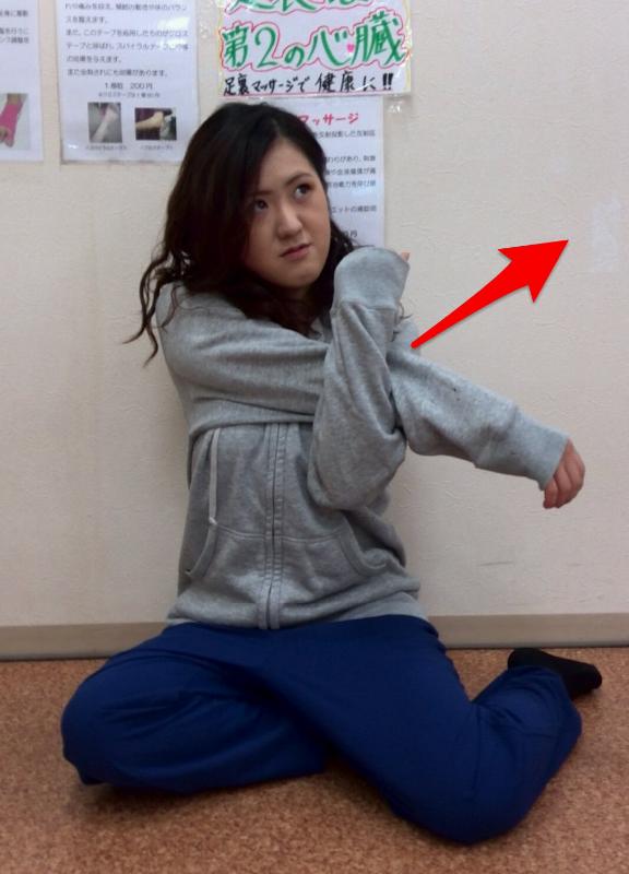 三角筋(中部・後部)