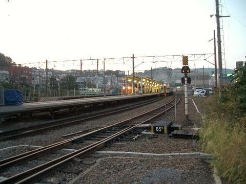 SLニセコ号(余市駅)---5