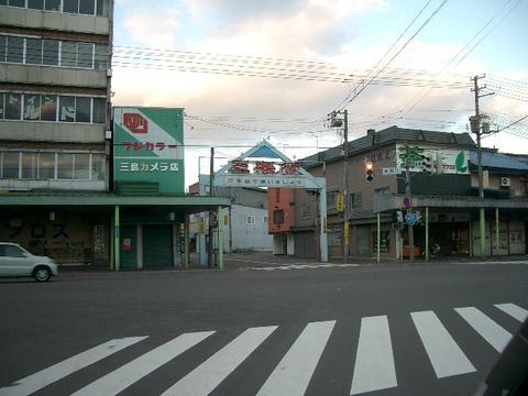 滝川 三楽街