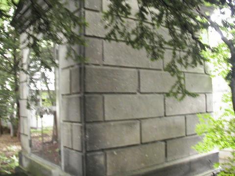札幌旧琴似小学校奉安殿---3
