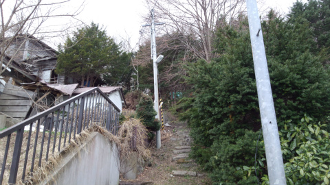 小樽市内廃墟2