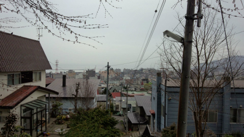 小樽市内坂1