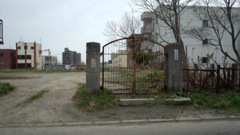 旧小樽文化服装専門学校1