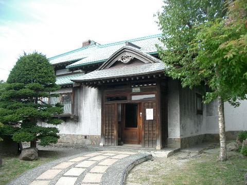 小樽 旧寿原邸1