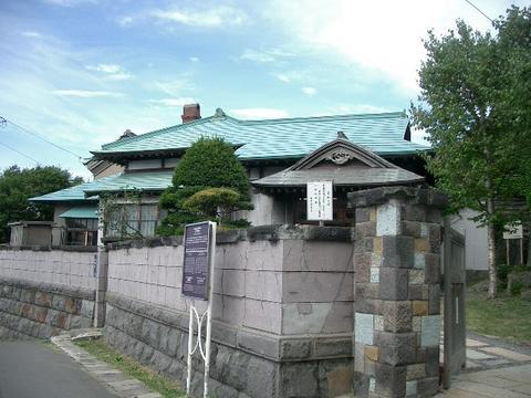 小樽市旧寿原邸2