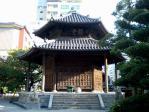 東長寺六角堂