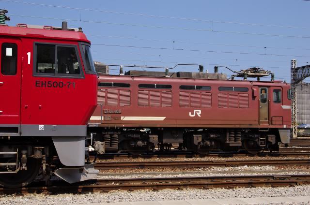 EH500-71&EF81408