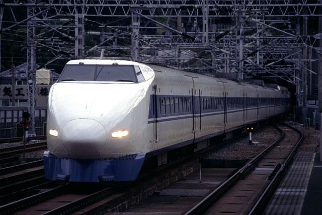 ひかり124号100系X-4