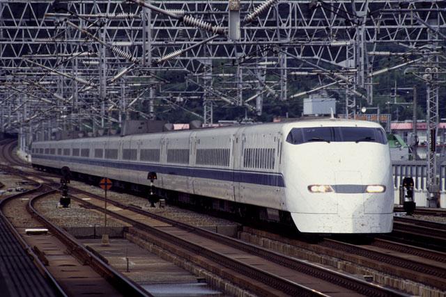 のぞみ9号300系J-3