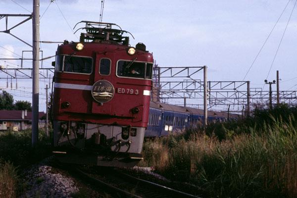 日本海4号ED79