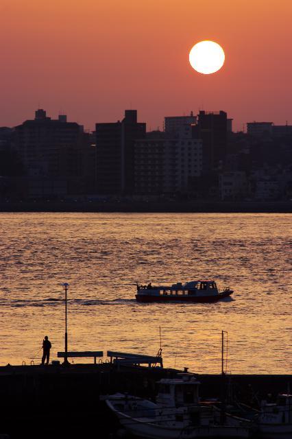 関門海峡・旧門司