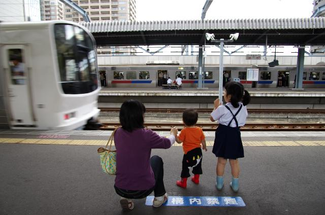 JR千早駅