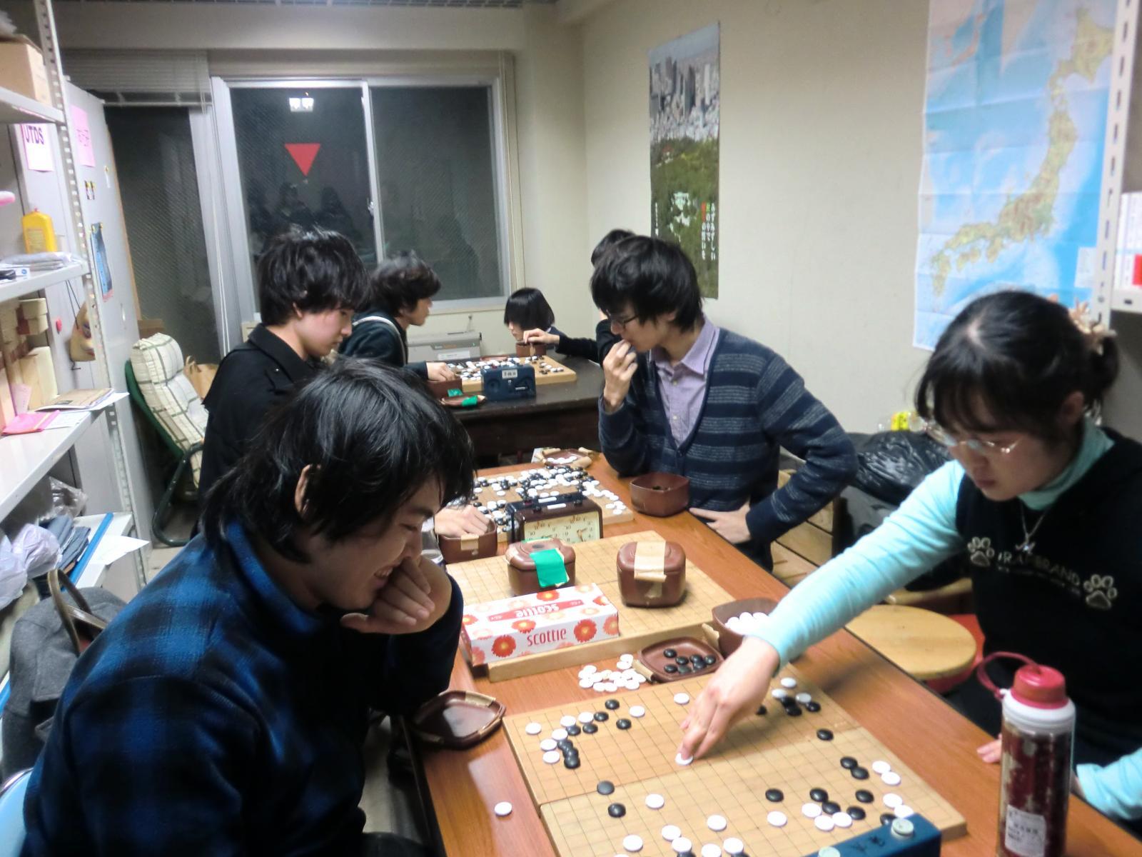 早東対抗戦