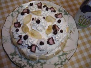 クリスマスイブケーキ