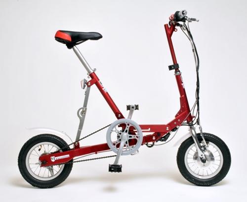 自転車の 折り畳み自転車 電動 : ... 電動アシスト自転車 『VeloMini