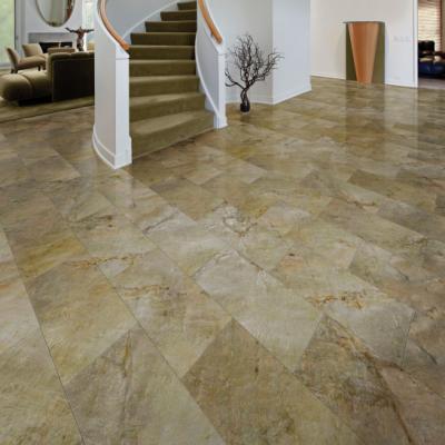Stone Veneer Flooring..