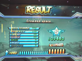 Crowded Space(HARD/Lv.18)