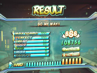 GO MY WAY!!(HARD/Lv.18)