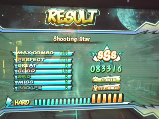Shooting Star(HARD/Lv.15)
