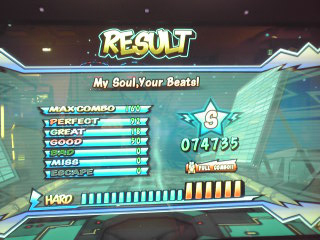My soul,Your beats!(HARD/Lv.18)