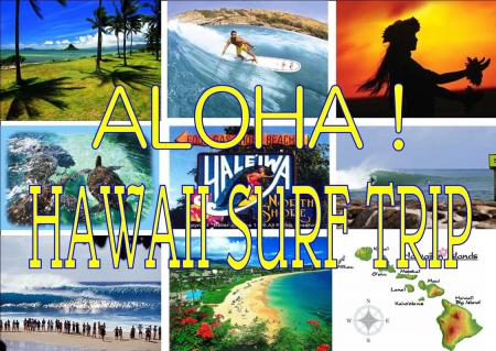 surf trip hawaii