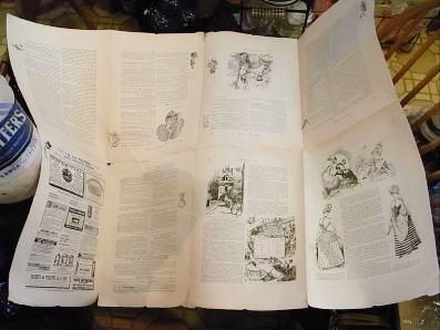 3フランス100年前タブロイド誌  (23)