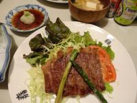 初日の夕飯2