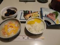 初日の夕飯1