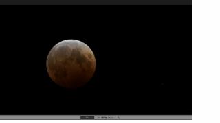 皆既月食 2014-10-8