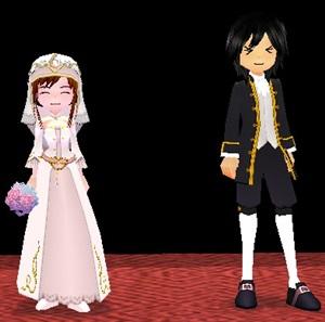 顔 つめづめ 結婚式 7
