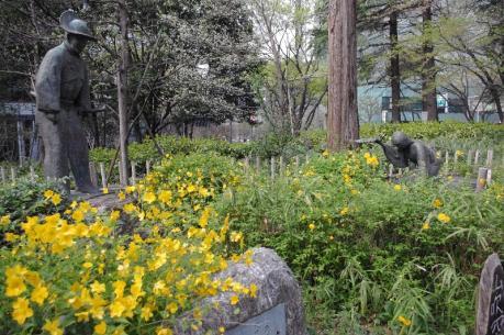 3大田道灌の碑