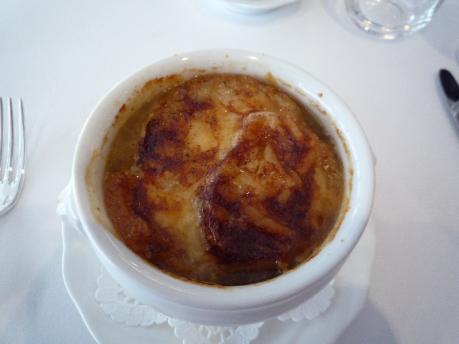 3オニオングラタンスープ