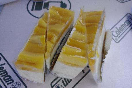 4手作りケーキ