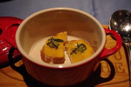 磯の香り豊かなマルセイユ風お魚のスープ