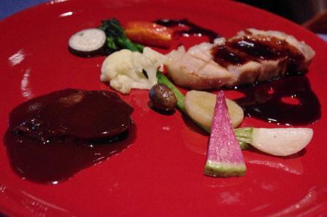 本日のお肉料理 イベリコ豚