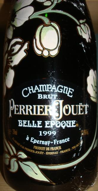 Perrier Jouet Belle Epoove 1999