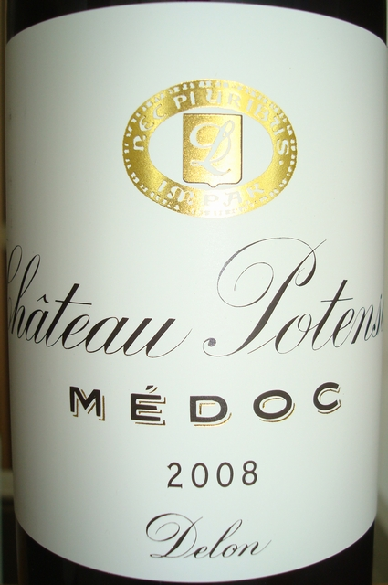 Chateau Potensac 2008