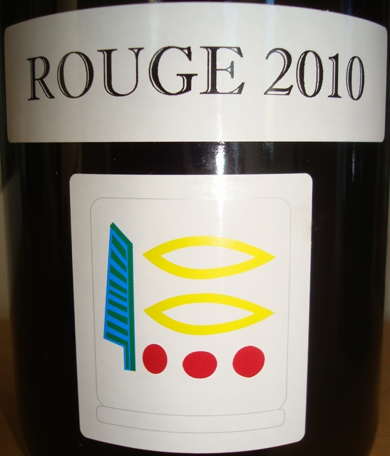 Bourgogne Grand Ordinaire Rouge Prieure Roch 2010