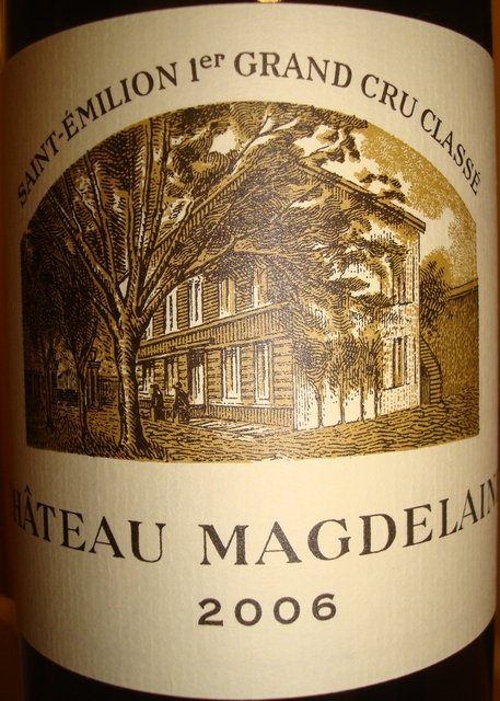 Chateau Magdelain 2006