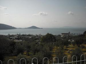 小豆島オリーブ公園からの景色