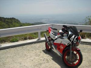 六甲山での一コマ