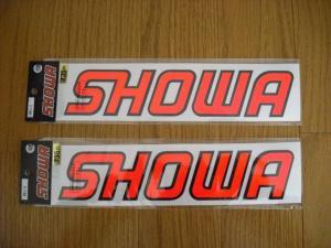SHOWAステッカー